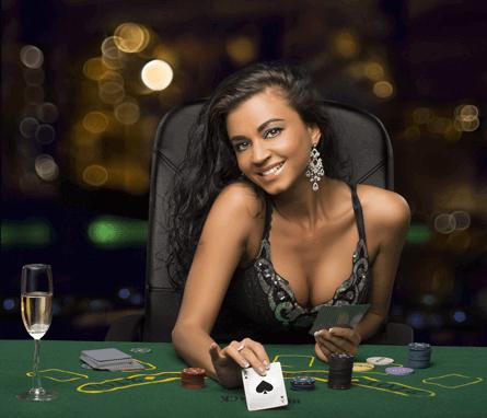 crupier en directo y apuestas en casinos en vivo