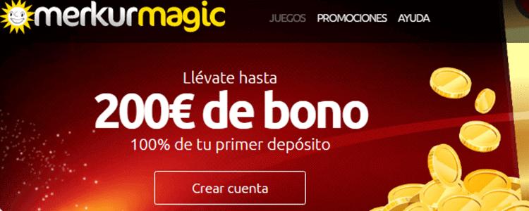 Casino Online merkurmagic bono bienvenida