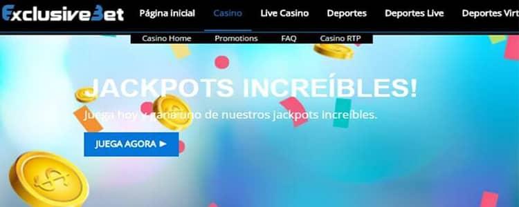 Exclusivebet Casino juegos de casino