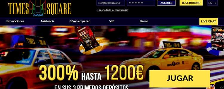 Times-Square-Casino-juegos