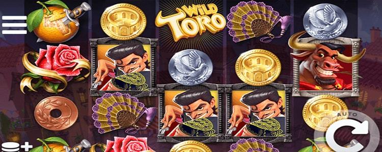 tragaperras-Wild-Toro