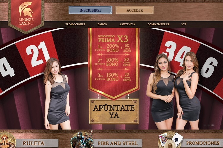 bronze casino analisis