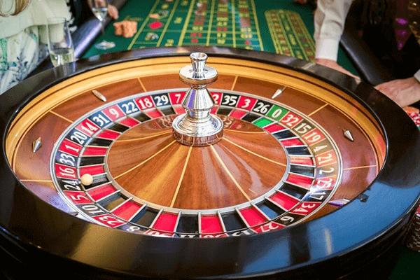 tablero de casino para simulador de ruleta