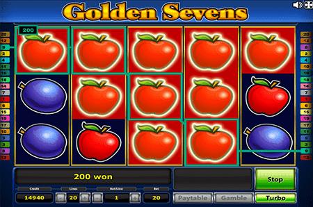 tragamonedas Golden Sevens