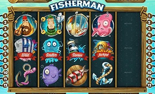 Fisherman tragamonedas