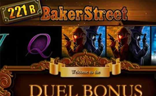 212 B Beker's Street tragamonedas