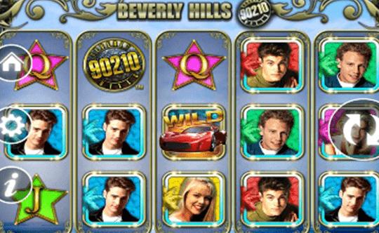 Beverly Hills 90210 tragamonedas
