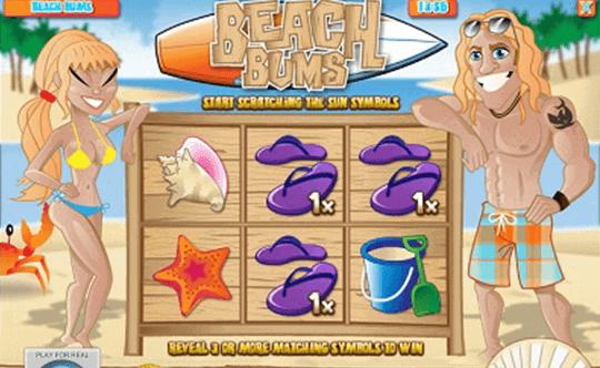 Beach Bums tragamonedas