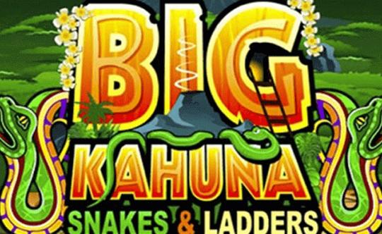 Big Kahuna Snakes & Ladders tragamonedas