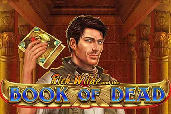 Book of Dead tragamonedas