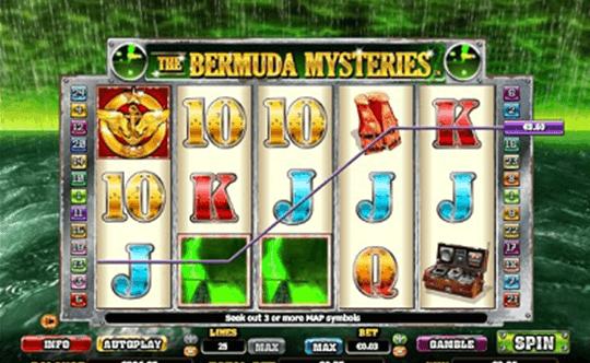 The Bermuda Mysteries tragamonedas