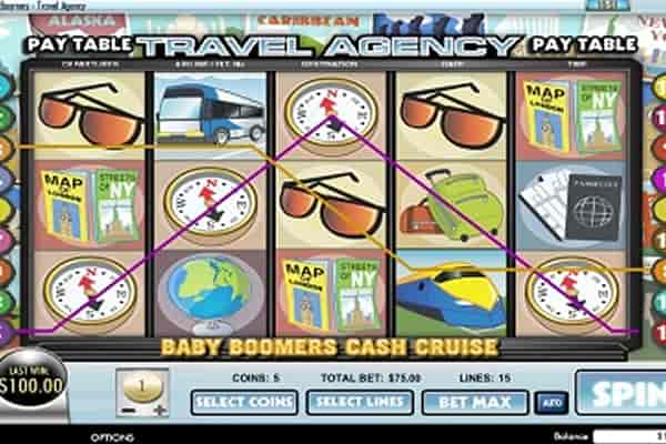 tragaperras Baby Boomers Cash Cruise
