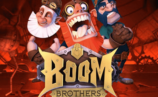 tragaperras Boom Brothers