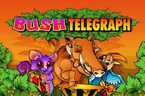 Bush Telegraph tragamonedas