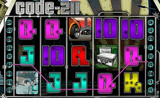 tragaperras Code 211