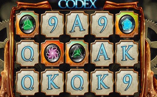 tragaperras Codex