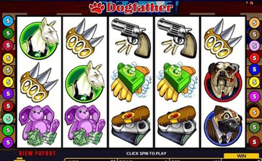 Dogfather tragamonedas