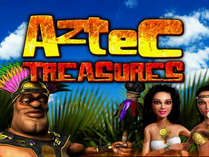 Tragaperras Aztec Treasures iframe