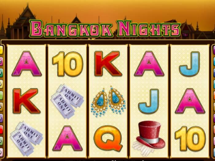 Tragaperras Bangkok Nights iframe