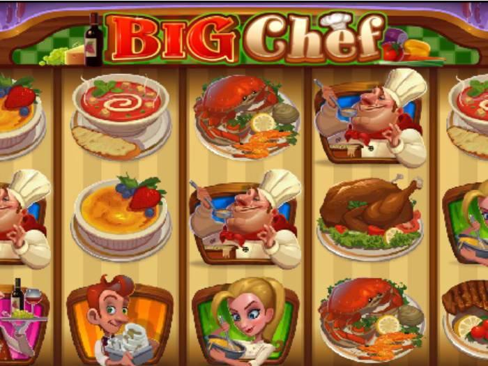 Tragaperras Big Chef iframe