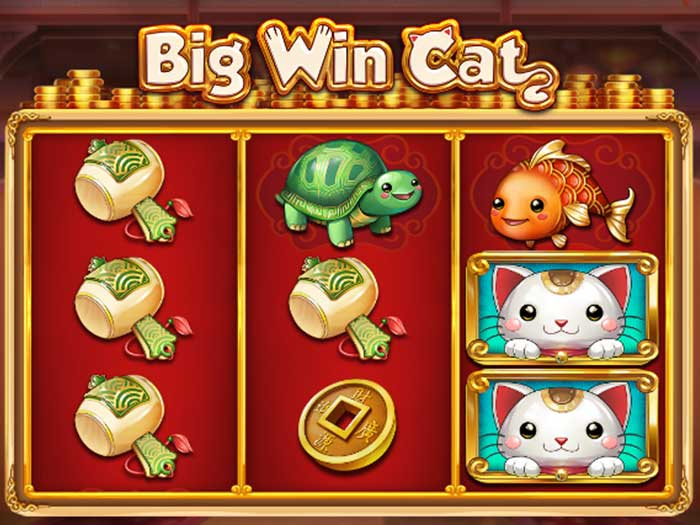 Tragaperras Big Win Cat iframe