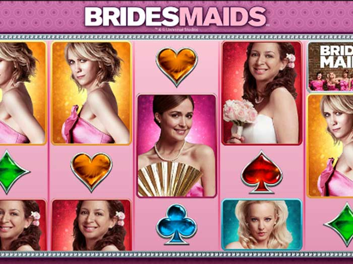 Tragaperras Bridesmaid iframe