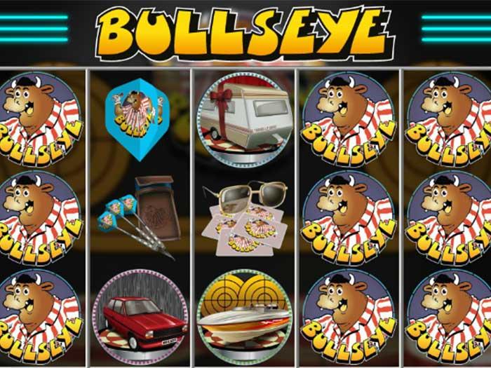 Tragaperras Bullseye iframe