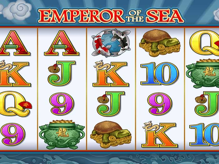 Tragaperras Emperor of the Sea iframe
