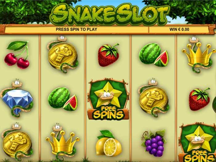 Tragaperras Snake Slot iframe