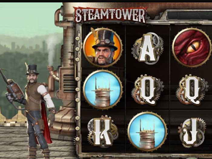 Tragaperras Steam Tower iframe