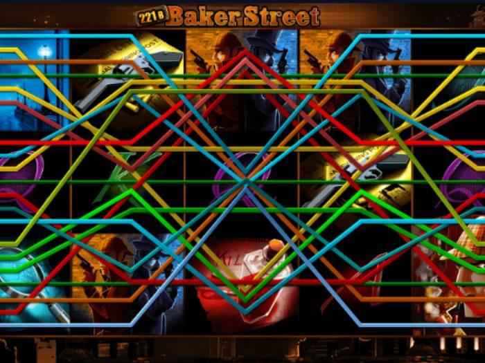 Tragaperras 221B Baker's Street iframe
