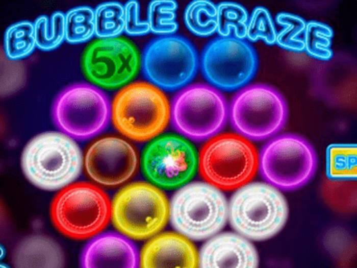 Tragaperras Bubble Craze iframe