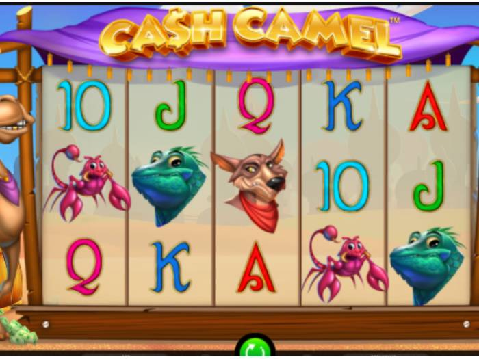 Tragaperras Cash Camel iframe