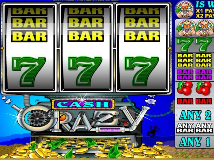 Tragaperras Cash Crazy iframe
