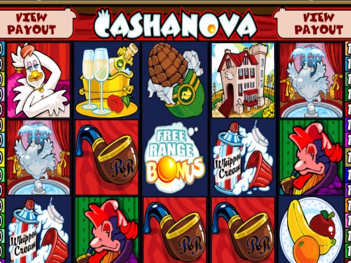 Tragaperras Cashanova iframe