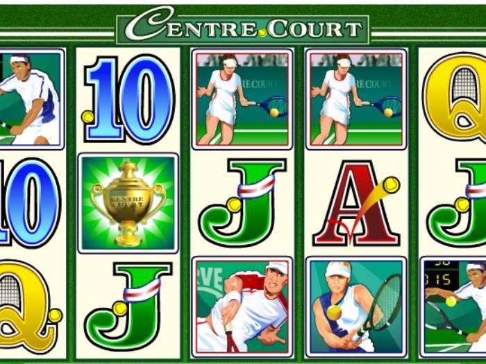 Tragaperras Centre Court iframe