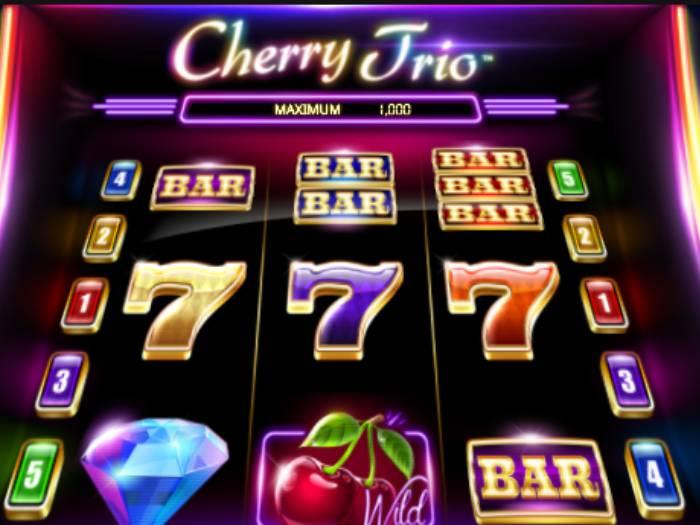 Tragaperras Cherry Trio iframe