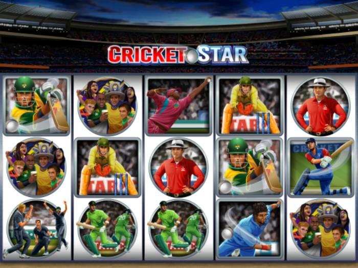 Tragaperras Cricket Star iframe