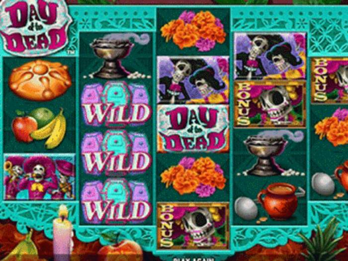 Tragaperras Day of the Dead iframe