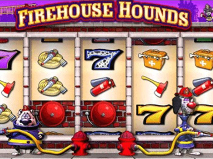 Tragaperras Firehouse Hounds iframe