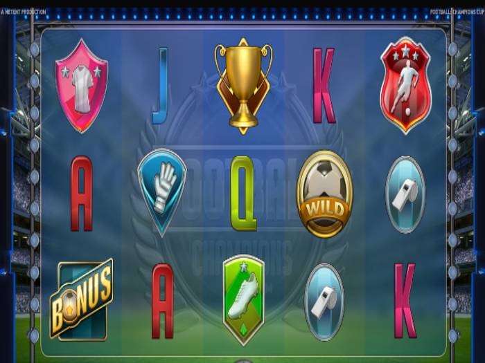 Tragaperras Football Champions Cup iframe