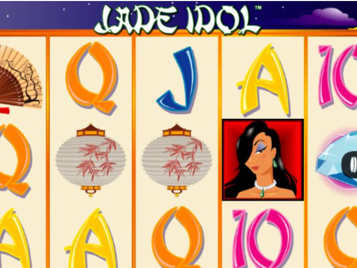 Tragaperras Jade Idol iframe