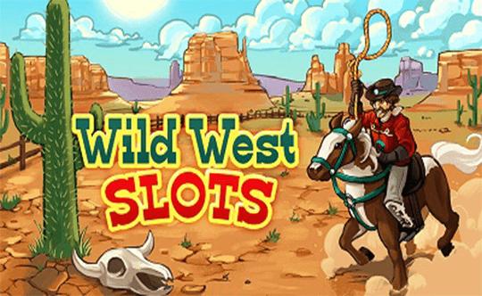 Tragaperras Wild west slots iframe