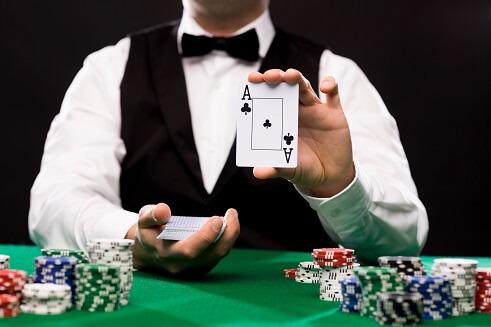 blackjack online tipos